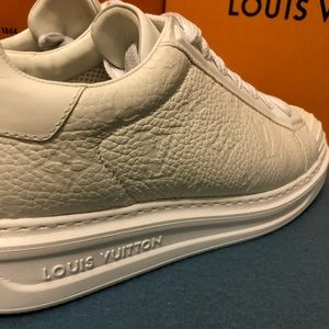 Louis Vuitton Blaster Sneakers Size 9 US